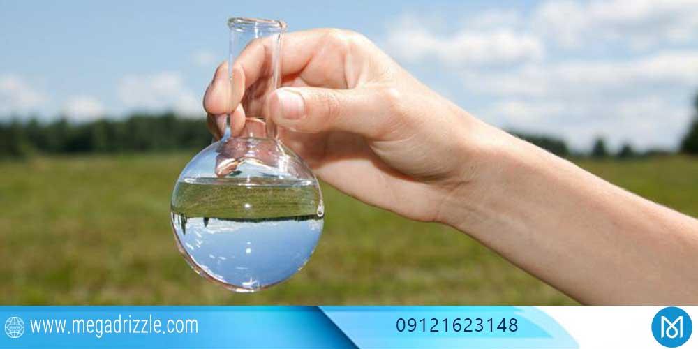 چهار درمان با آب معدنی
